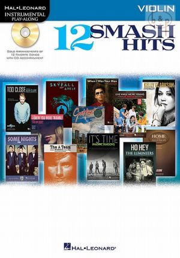 12 Smash Hits for Violin