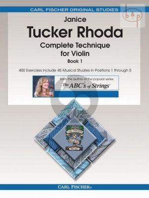 Complete Technique for Violin Vol.1