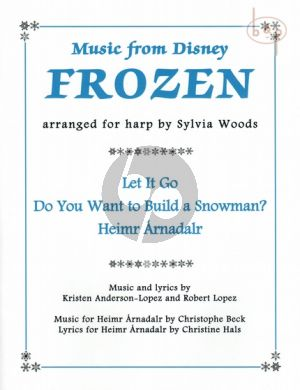 Music from Disney's Frozen for Harp (3 Pieces) (arr. by Sylvia Woods)