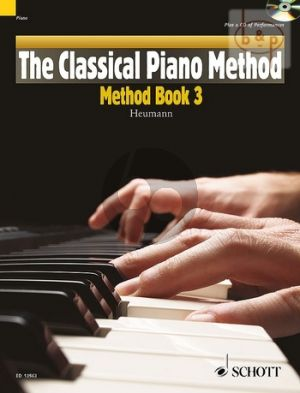 The Classical Piano Method Vol.3
