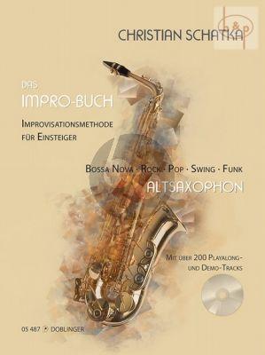 Das Impro-Buch (Improvisationsmethode fur Einsteiger)