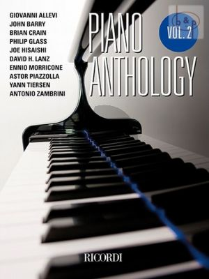 Piano Anthology Vol.2