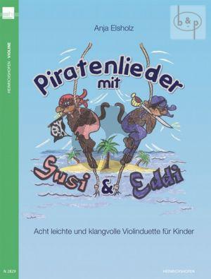 Piratenlieder mit Susi & Eddi