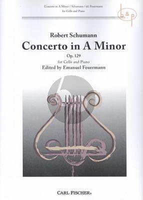 Concerto a-minor Op.129
