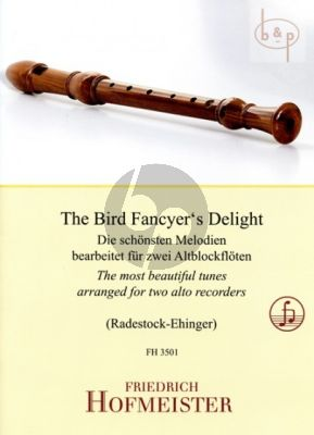 The Bird Fancyer's Delight (The most beautiful tunes)