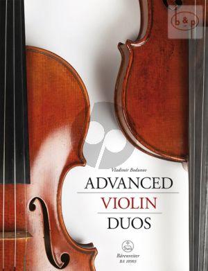 Advanced Violin Duos