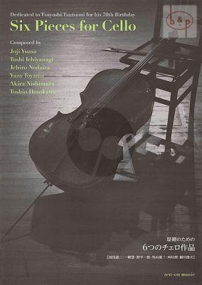 6 Pieces for Cello