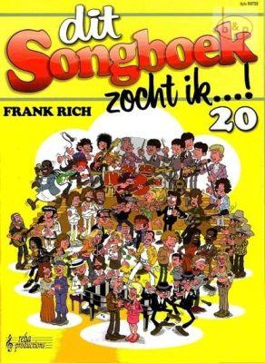 Dit Songboek zocht ik Vol.20