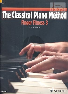 The Classical Piano Method Finger Fitness 3