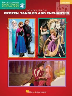 Songs from Frozen-Tangled and Enchanted