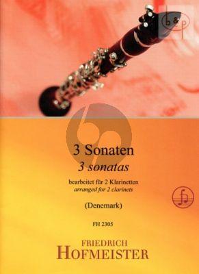3 Sonaten aus Barock und Klassik