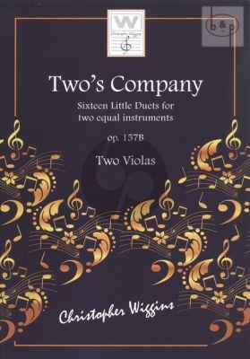 Two's Company (16 little Duets) Op.157B