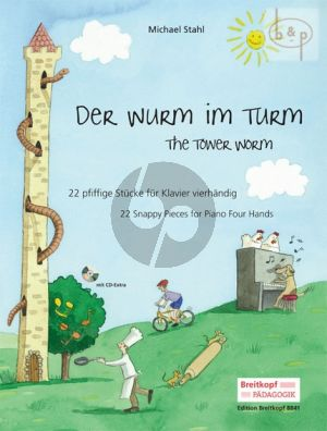 Der Wurm im Turm (The Tower Worm) (22 Snappy Pieces)
