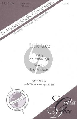 Little Tree SATB