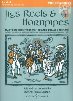 Jigs Reels & Hornpipes (Traditional Fiddle Tunes from England-Ireland and Scotland)