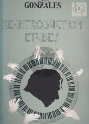 Re-introduction Etudes (24 Easy and Fun to Play Piano Pieces)
