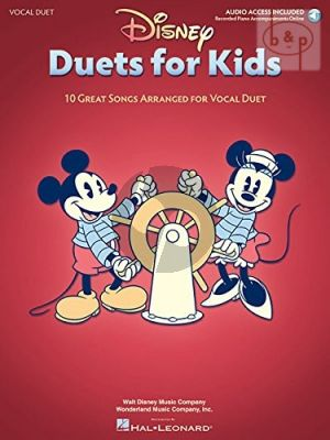 Disney Duets for Kids (10 Great Songs)