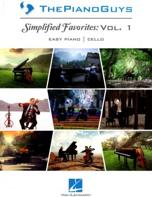 The Piano Guys - Simplified Favorites Vol.1