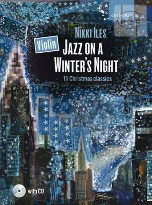 Violin Jazz on a Winter's Night (11 Christmas Classics)