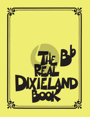 Album The Real Dixieland Book for Bb Instruments (transcr. by Robert Rawlings)