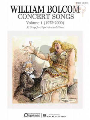 Concert Songs Vol.1 (1975 - 2000)
