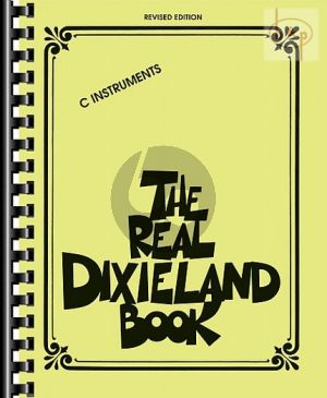 Album The Real Dixieland Book for C Instruments (transcr. by Robert Rawlings)
