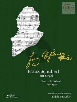Schubert fur Orgel