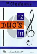 12 Duo's