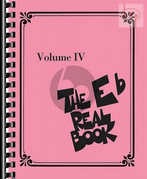 The Real Book Vol.4