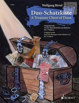 Duo-Schatzkiste (A Treasure Chest of Duos) (Original Works from the Renaissance to the Romantic Era)