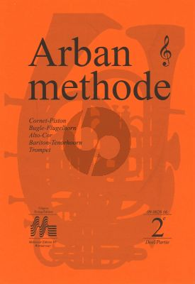 Arban Methode Vol.2 (Molenaar)