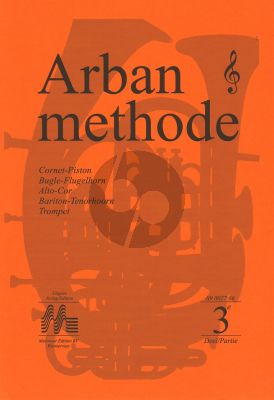 Arban Methode Vol.3 (Molenaar)