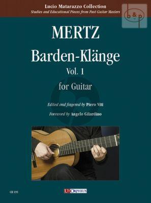 Barden-Klange Op.13 Vol.1 Guitar