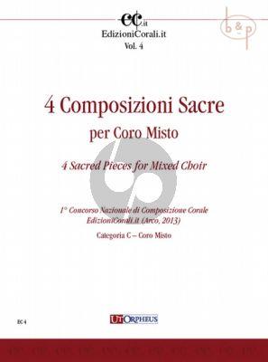 4 Composizioni Sacre