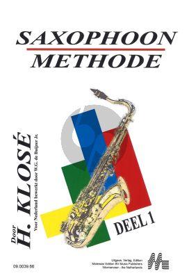Klose Methode Vol.1 (Nederlandse Uitgave, De Buijzer)