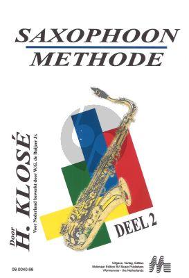 Klose Methode Vol.2 (Nederlandse Uitgave, De Buijzer)