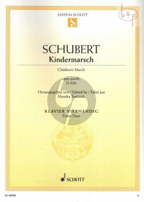 Kindermarsch Op. Posth. D.928 G-major