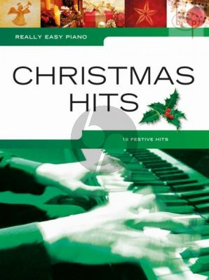 Really Easy Piano Christmas Hits