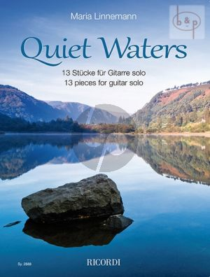 Quiet Waters Guitar solo