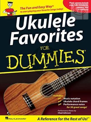 Ukulele Favorits for Dummies