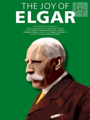 The Joy of Elgar Piano Solo
