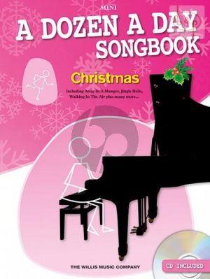 A Dozen a Day Songbook Christmas Mini Book