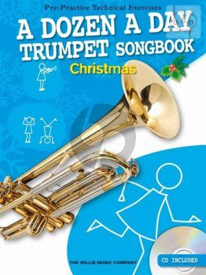 A Dozen a Day Sonbook Christmas (Trumpet)