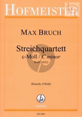 Quartet c-minor WoO (1852)
