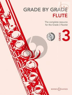 Grade by Grade 3 (Flute-Piano)