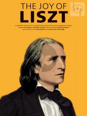 The Joy of Liszt