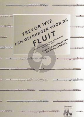 Wye Oefenboek voor de Fluit Vol.5 Ademhaling en Toonladders