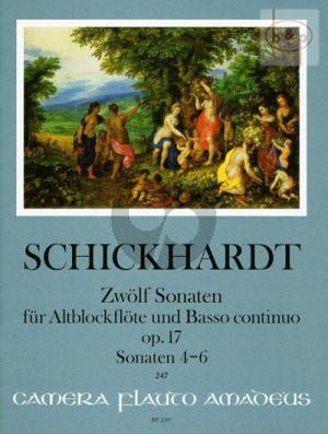 12 Sonatas Op.17 Vol.2