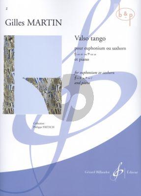 Valse Tango (Euphonium[Saxhorn][TC/BC]-Piano)