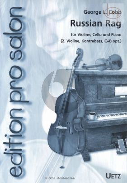 Russian Rag (Vi.-Vc.-Piano)